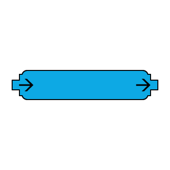 Inline Filter, Connect At Both Ends